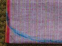 17  Le porte bébé tube est utilisable comme ceci mais vous pouvez coudre un  arrondi sur l envers à l opposé de la grosse couture 78cc5583b00